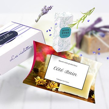Impression packaging cosmetique et parfum