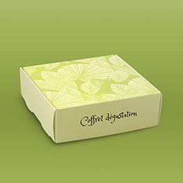Impression packaging boite chocolat coffret