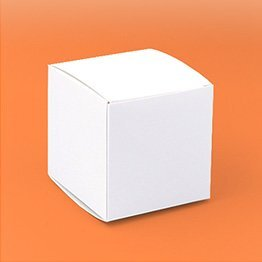 Impression packaging boite cube