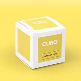 Impression packaging emballage jeux et jouets cube