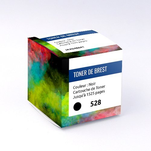 Packaging Boite cube Encre personnalisable