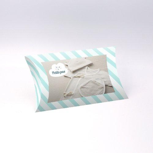 emballage pochette pour vêtements bébés