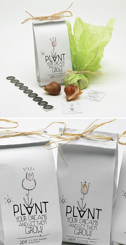 idée de packaging orientée client