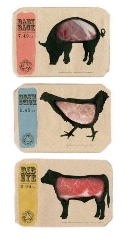 idée de packaging démonstratif du produit