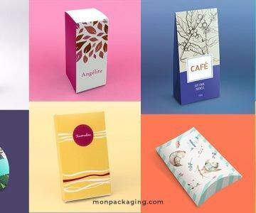 30 idées de design de packaging