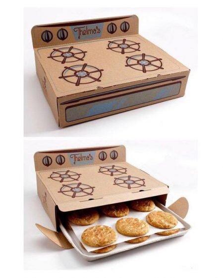 idée de packaging créatif