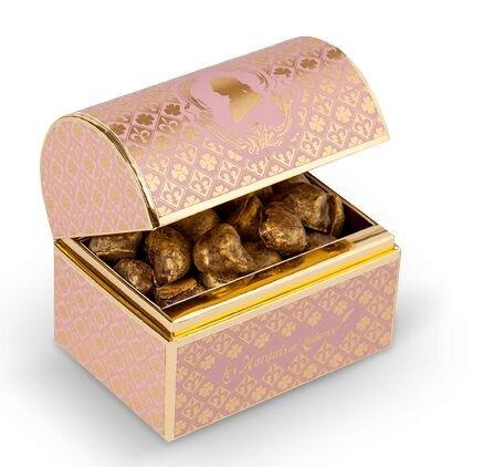 Packaging chocolat coffret trésor