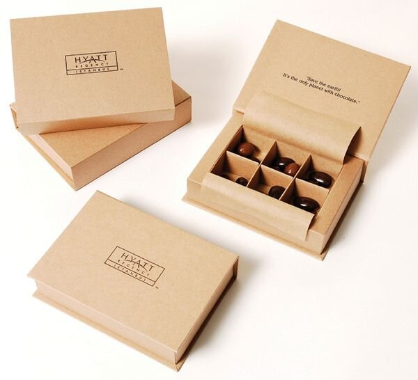 Packaging chocolat écologique