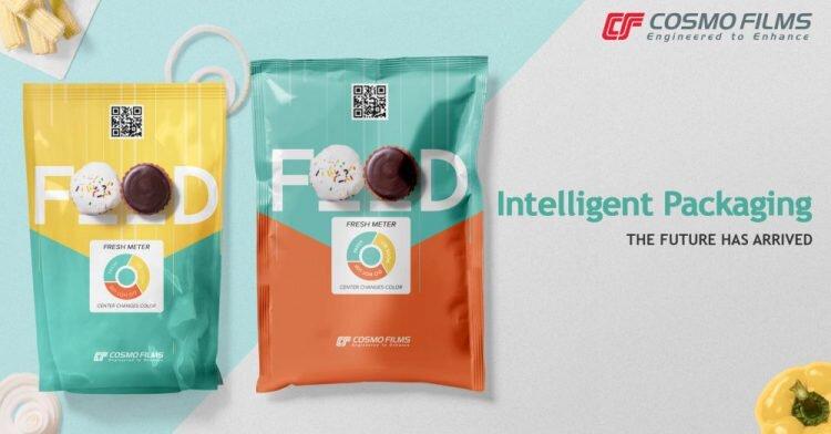Packaging intelligent date péremption