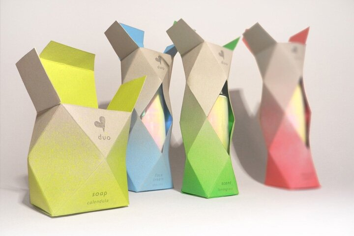 Innover dans l'emballage cosmétique