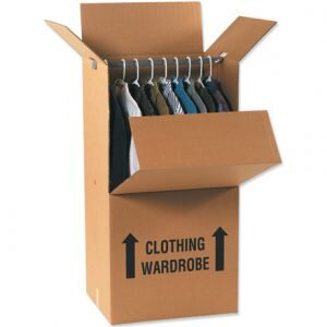 packaging pour vêtements Wardrobe