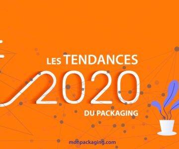 Les grandes tendances 2020 du packaging