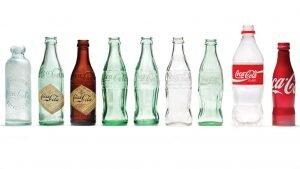 Coca-cola évolution