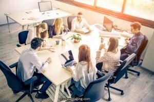 savoir travailler en équipe