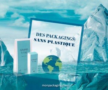 Des packagings sans plastique : le grand défi de demain !
