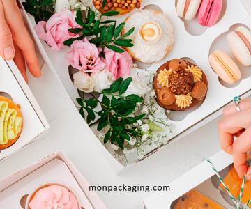 Les clés de l'emballage pâtisserie haut de gamme